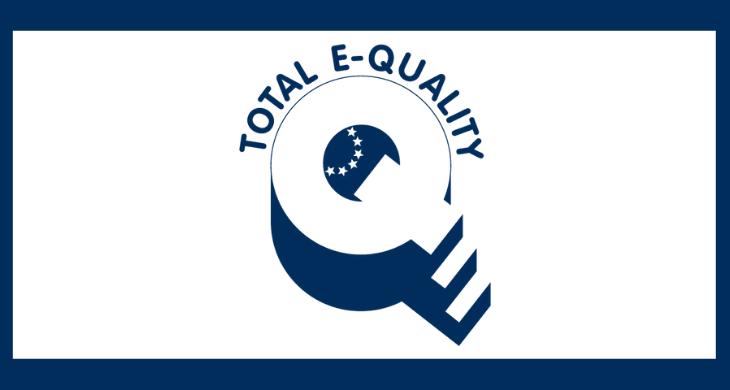 Auszeichnung TOTAL E-QUALITY